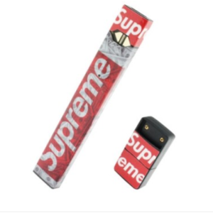 Blue Supreme Juul Wrap