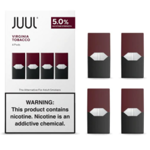 Buy Juul Virginia Tobacco