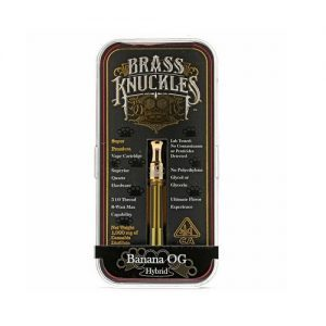Buy Brass Knuckles Banana-OG