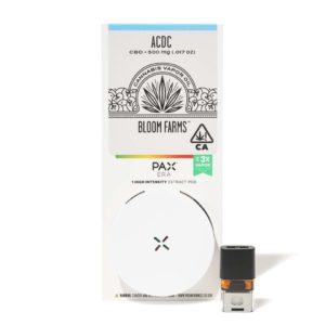ACDC Single-Origin Pax Pod