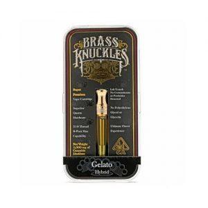 Buy Brass Knuckles-Gelato Online